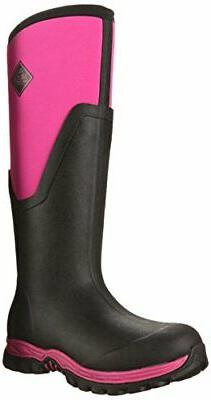 Muck Boots Womens Arctic Sport II Tall Winter WP Pink AS2T-4