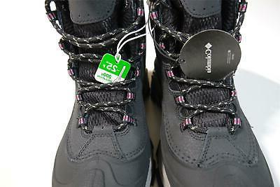 Columbia Arctic Omni-Heat Boots Womens 6-6.5-10 Insulated