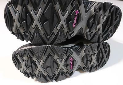 Columbia Arctic Omni-Heat Boots 6-6.5-10 Insulated Waterproof