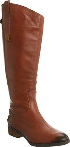 Women's Sam Edelman 'Penny' Boot, Size 7.5 Wide Calf W - Bro
