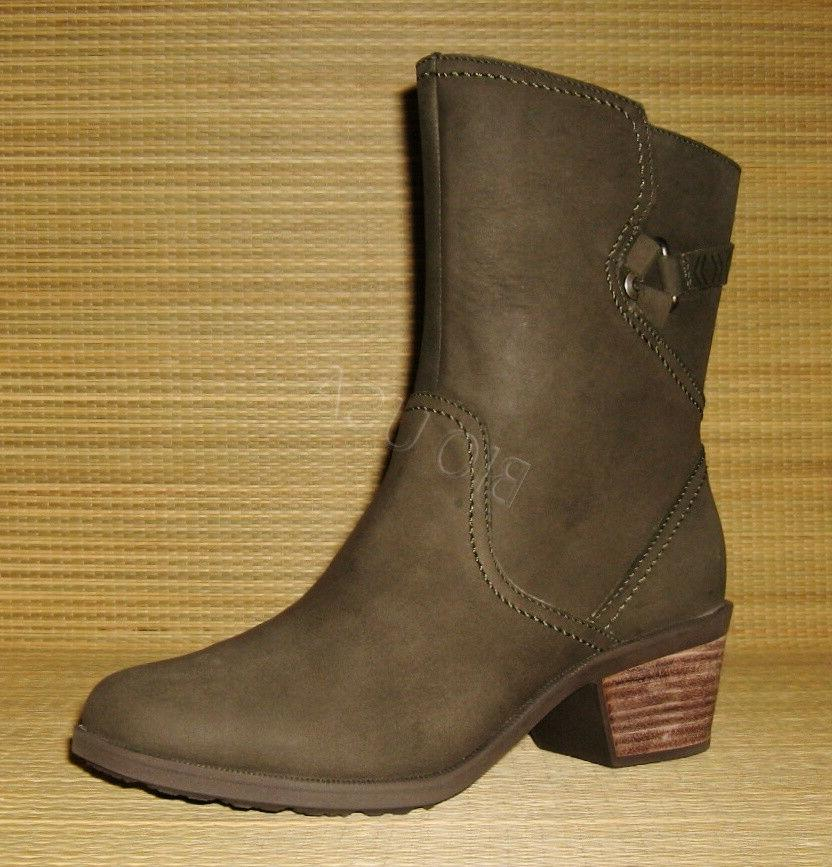 BRAND Foxy Mid Leather WOMENS 7.5