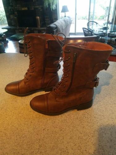 brand new s brown woman s size