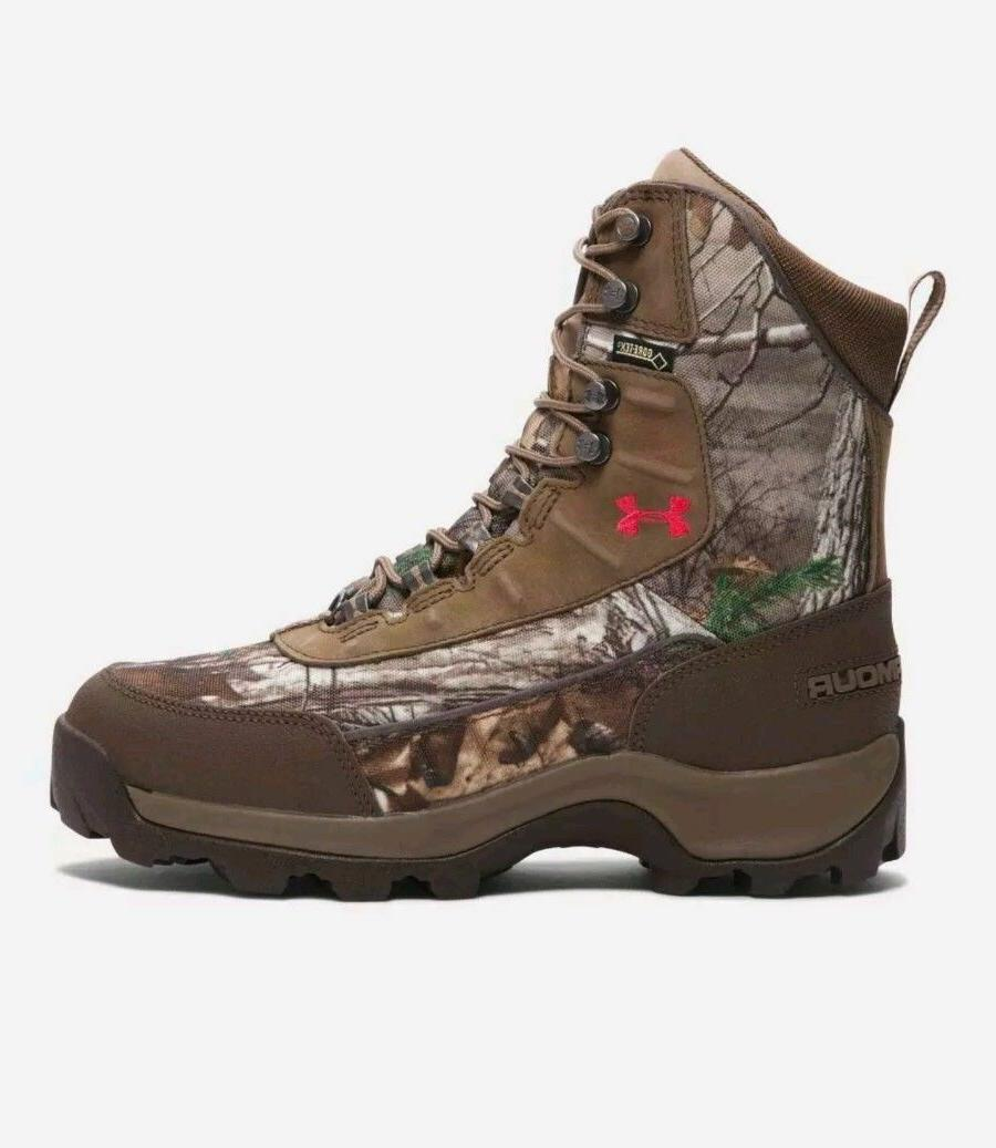 Under Armour Brow Tine Womens Winter Hunting Hiking Boots 12