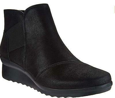 Cloudsteppers by Clarks Women's Caddell Tropic Ankle Bootie