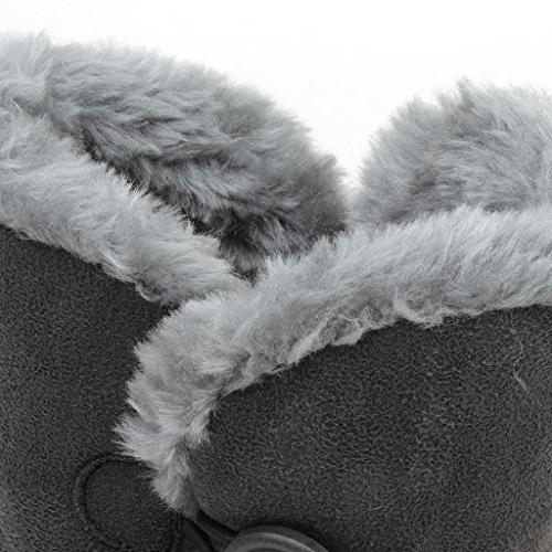 CLPP'LI women boots Waterproof Winter Snow