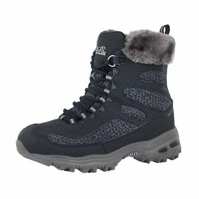 Skechers D'lites Snow Plaza Women's Winter Boots