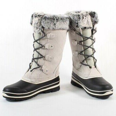 emily women s winter snow boots