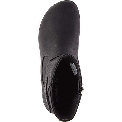 Merrell Women's Kassie MID Waterproof Fashion Black