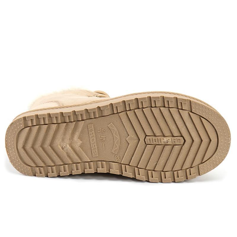 <font><b>ALEADER</b></font> <font><b>Women</b></font> <font><b>Boots</b></font> Winter Fur Shoes <font><b>Women</b></font> Lightweight <font><b>Boots</b></font> Shoes Flat feminina