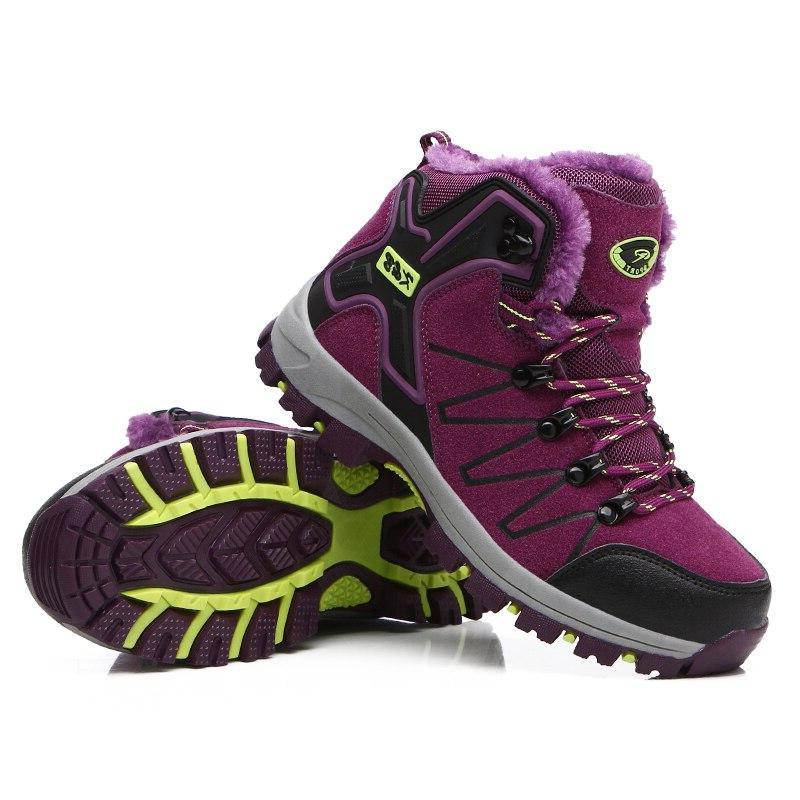 <font><b>ALEADER</b></font> Winter <font><b>Boots</b></font> Shoes <font><b>Women</b></font> Waterproof Work Walking