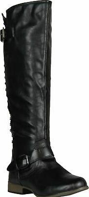 Forever Womens Legend-24 Riding Boots