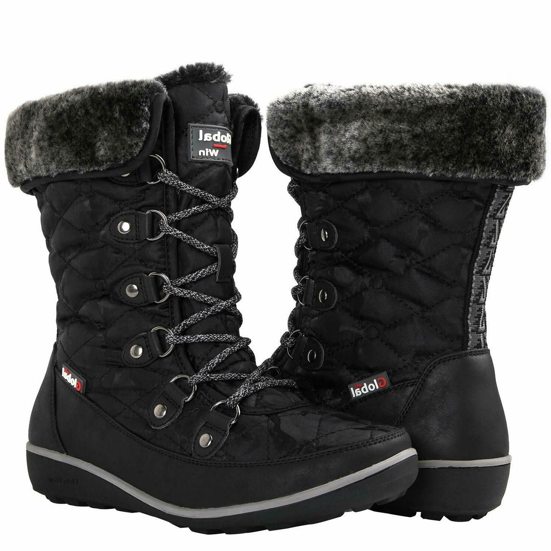 globalwin women s 1839 winter snow boots