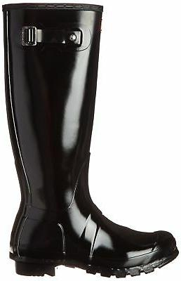 Women's Original Gloss Boot, Size M Black