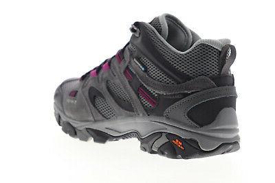 Hi-Tec Waterproof Mesh Lace Up Boots