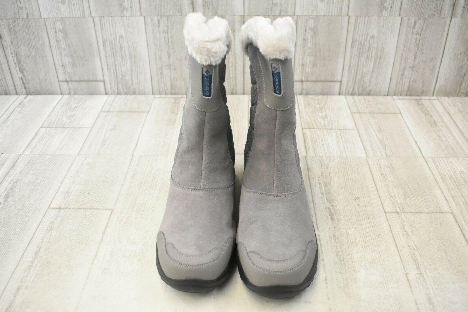 COLUMBIA II Slip WP Boots - 11