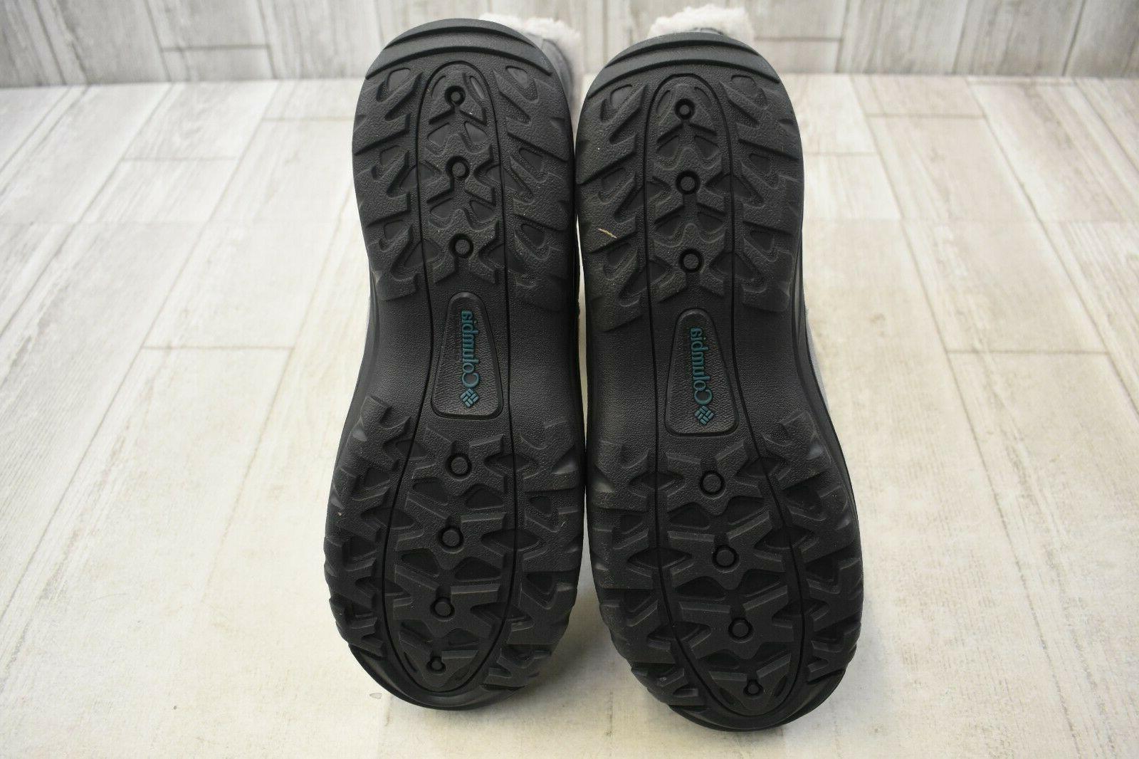 COLUMBIA Ice Slip On WP Boots 11 -