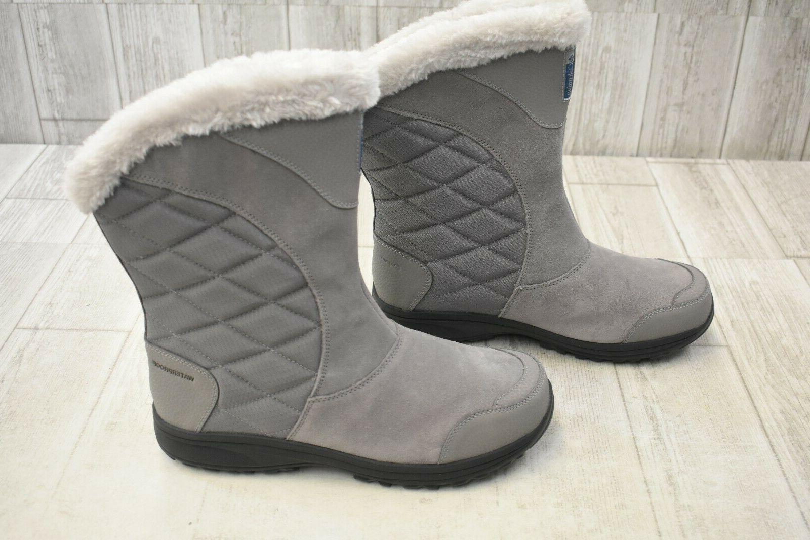 Slip WP Boots - 11 - Light