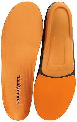 Superfeet Men's Orange Premium Insoles,Orange,G: 13.5 - 15 U