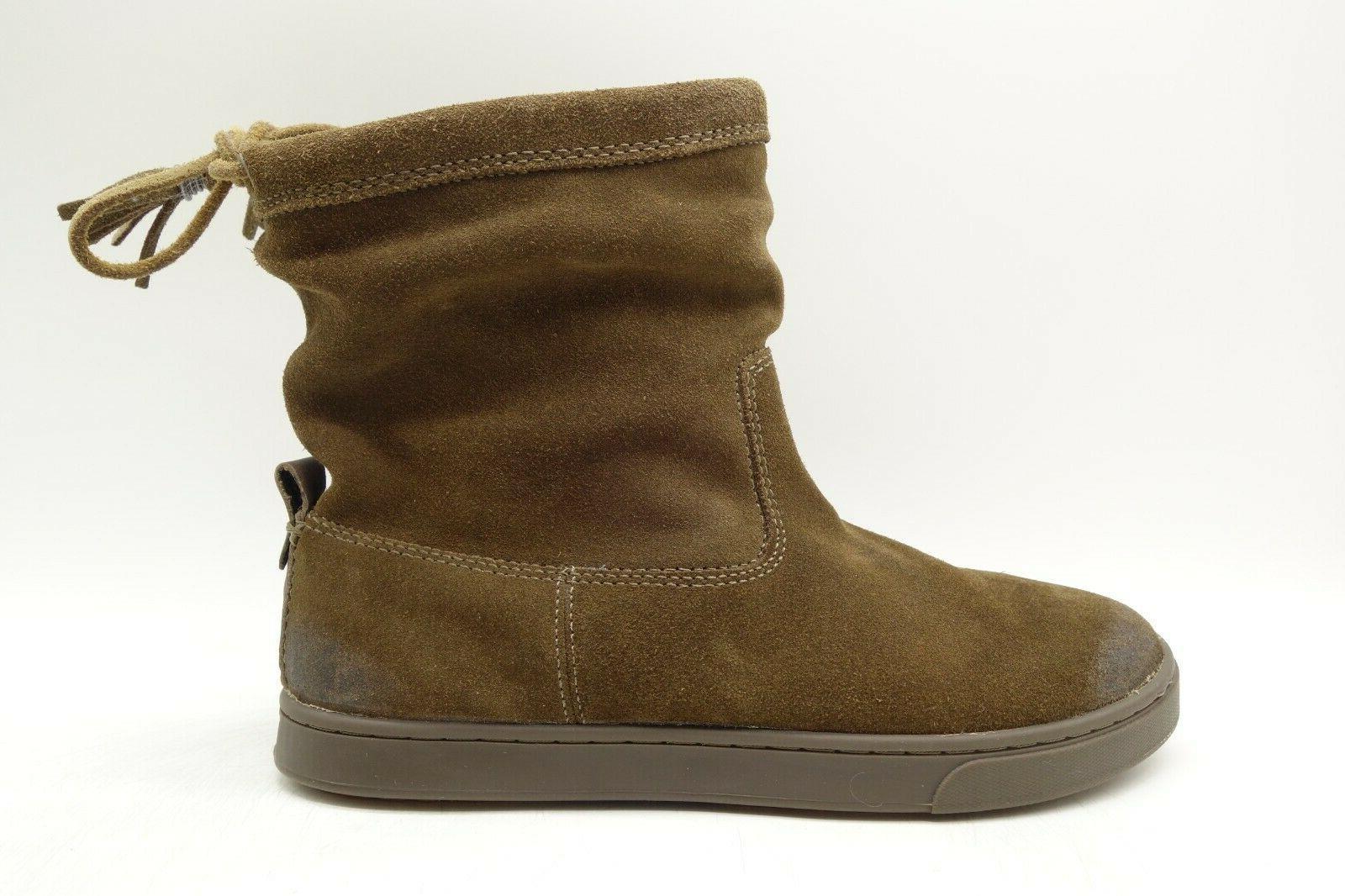Olukai Kapa Moe On Ankle Boots Women's 8