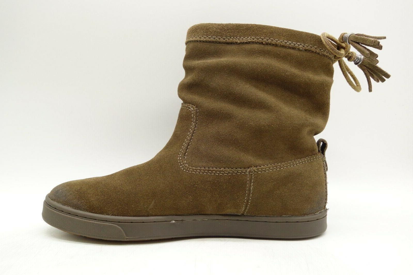 Olukai Kapa Tassel On Boots Shoes Women's