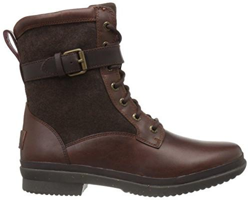 Women's Boot, - Brown