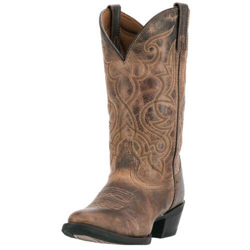 laredo womens maddie western cowboy boots distressed