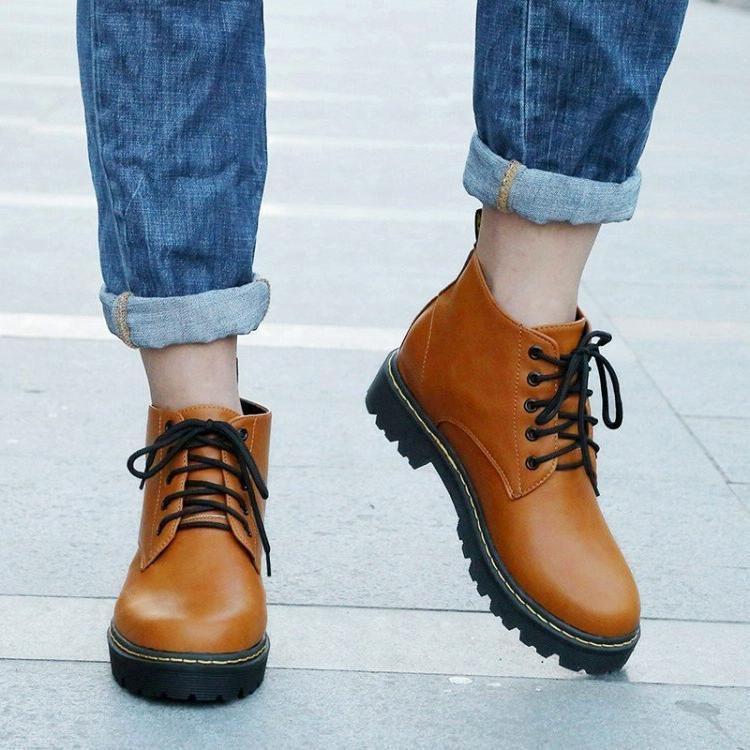 SHUJIN <font><b>Top</b></font> Leather <font><b>Women</b></font> <font><b>Brand</b></font> Snow Winter Warm Comfortable Shoes