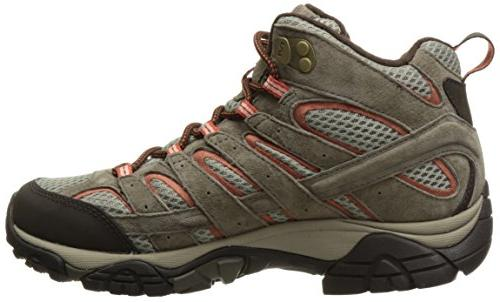 Merrell Women's 2 Mid Hiking Boot, Bungee Cord, 8 US