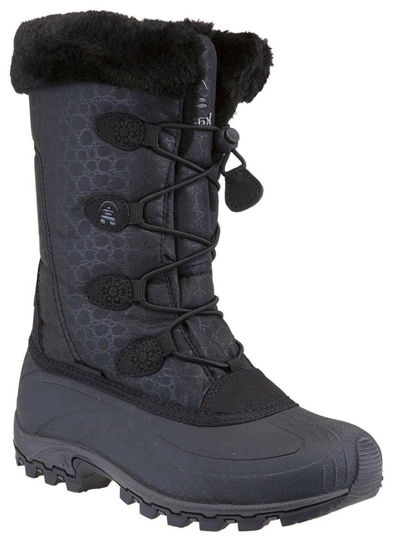 Kamik Womens Nylon boots