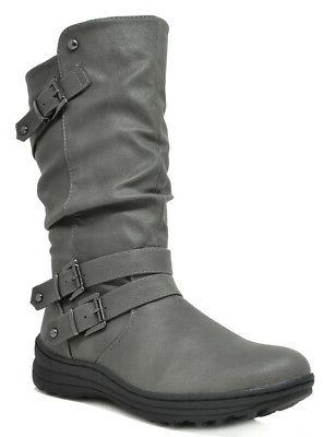 DREAM New Women's New-Moscow Mid Winter Snow US Size