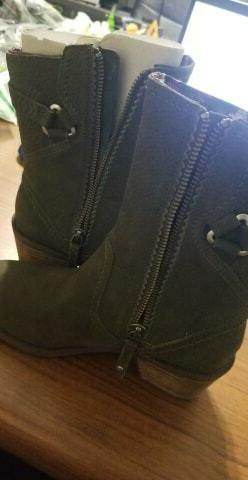 NEW TEVA FOXY MID LEATHER BOOTS WOMENS SIZE 5