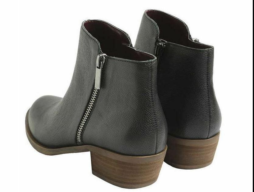 New - Black Women's Casual Short Boots