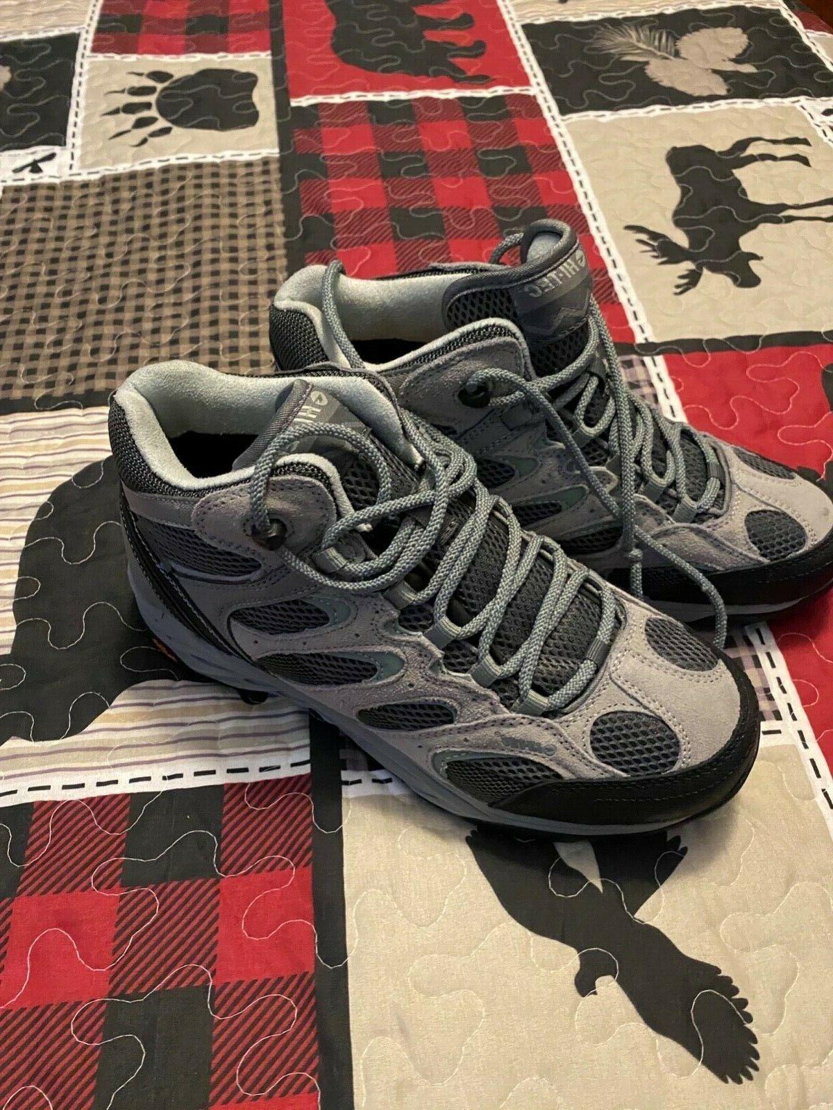 New Hi-Tec hiking boots size 9.5