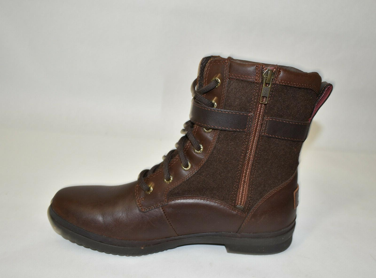 New! Ugg Kesey Boot Leather 9