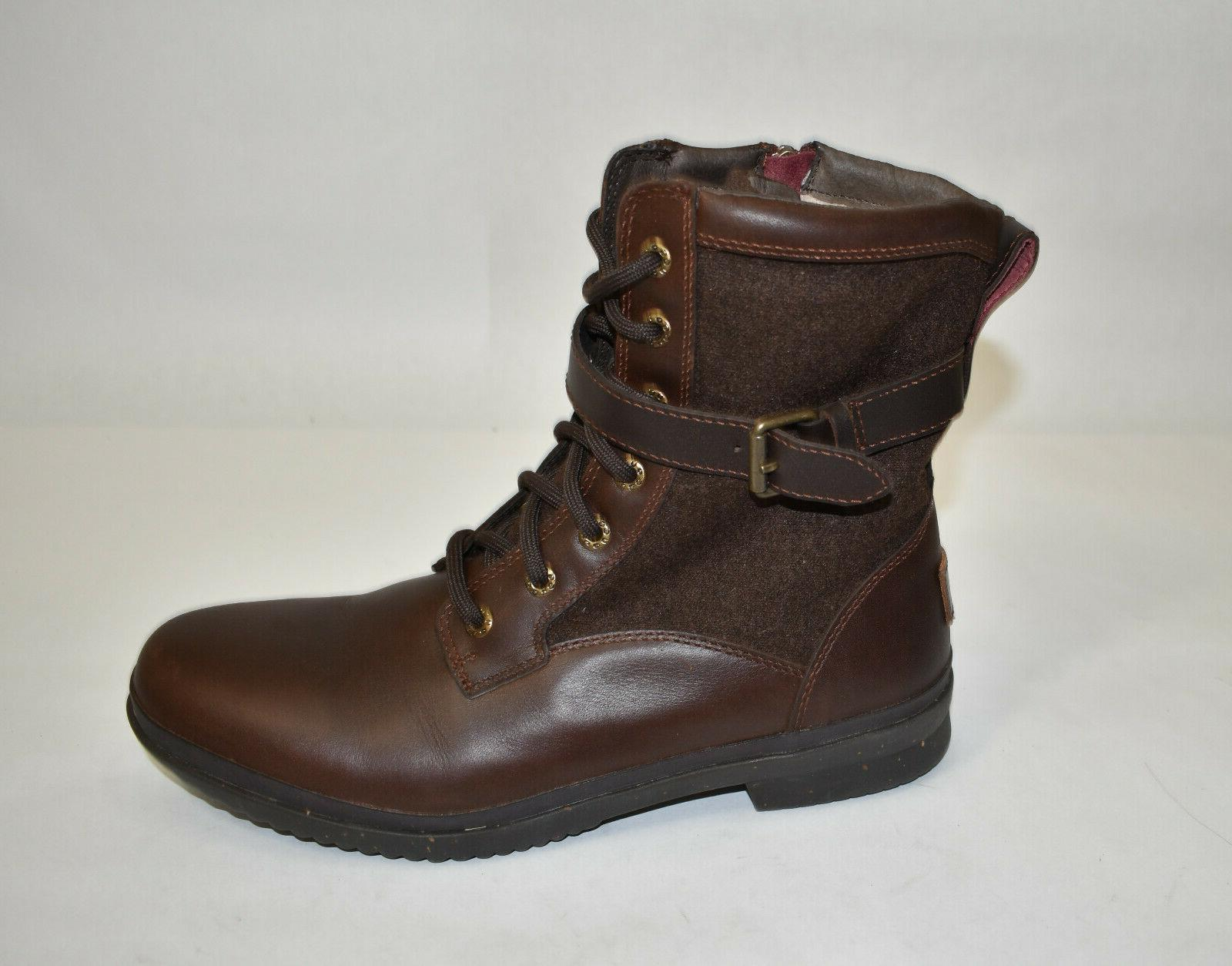 New! Kesey Boot Leather 9