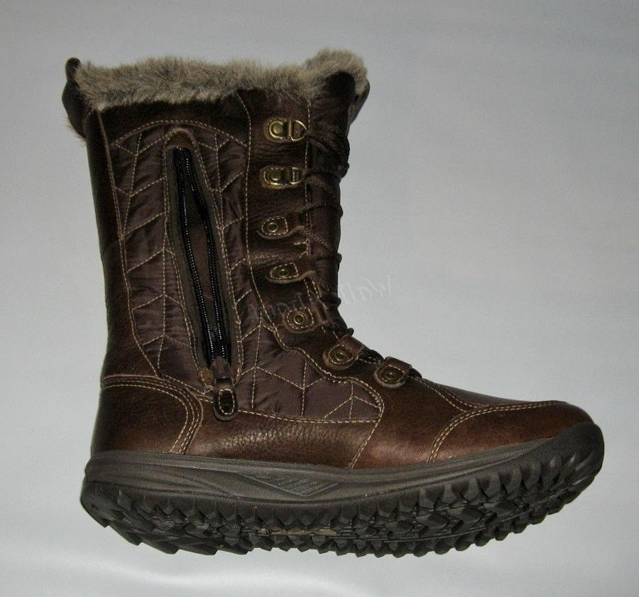 NEW BROWN WINTER SIZE