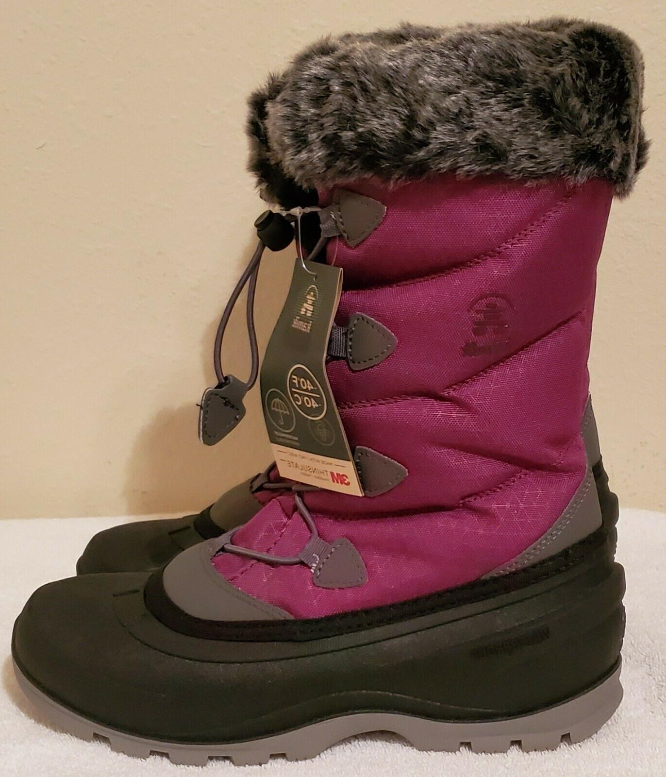 new momentum 2 boots sz 9