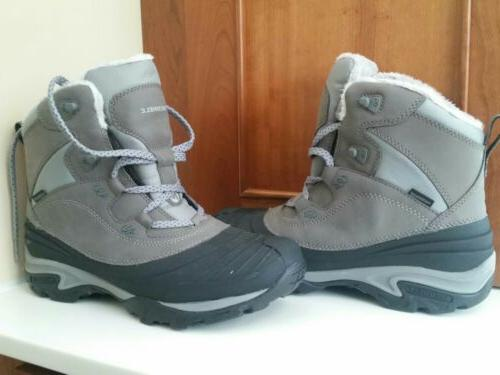 New Merrell Waterproof Boots Charcoal Womens 8