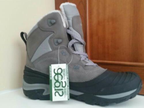 new snowbound mid waterproof winter snow boots