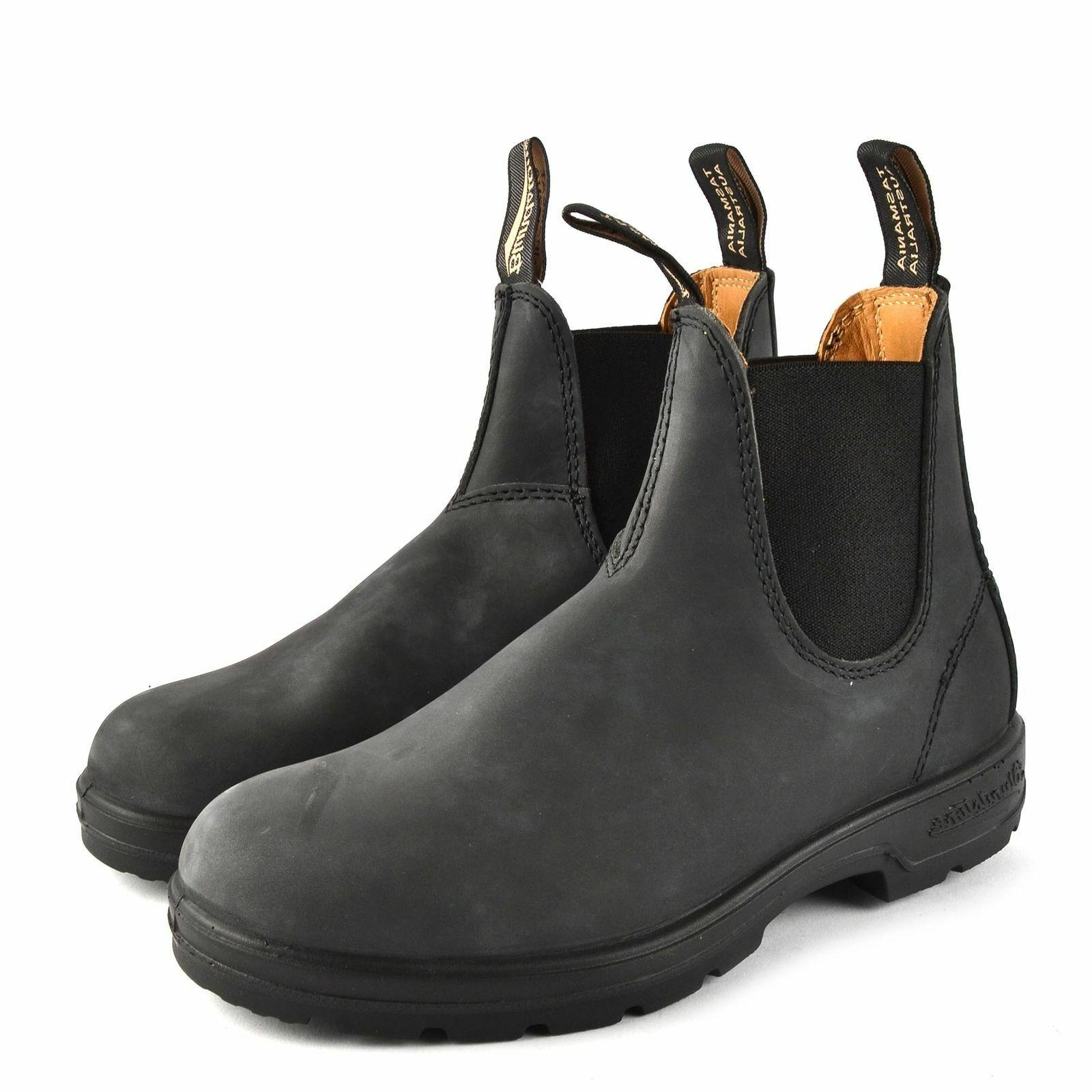 NEW Blundstone Style Rustic Black Boots for