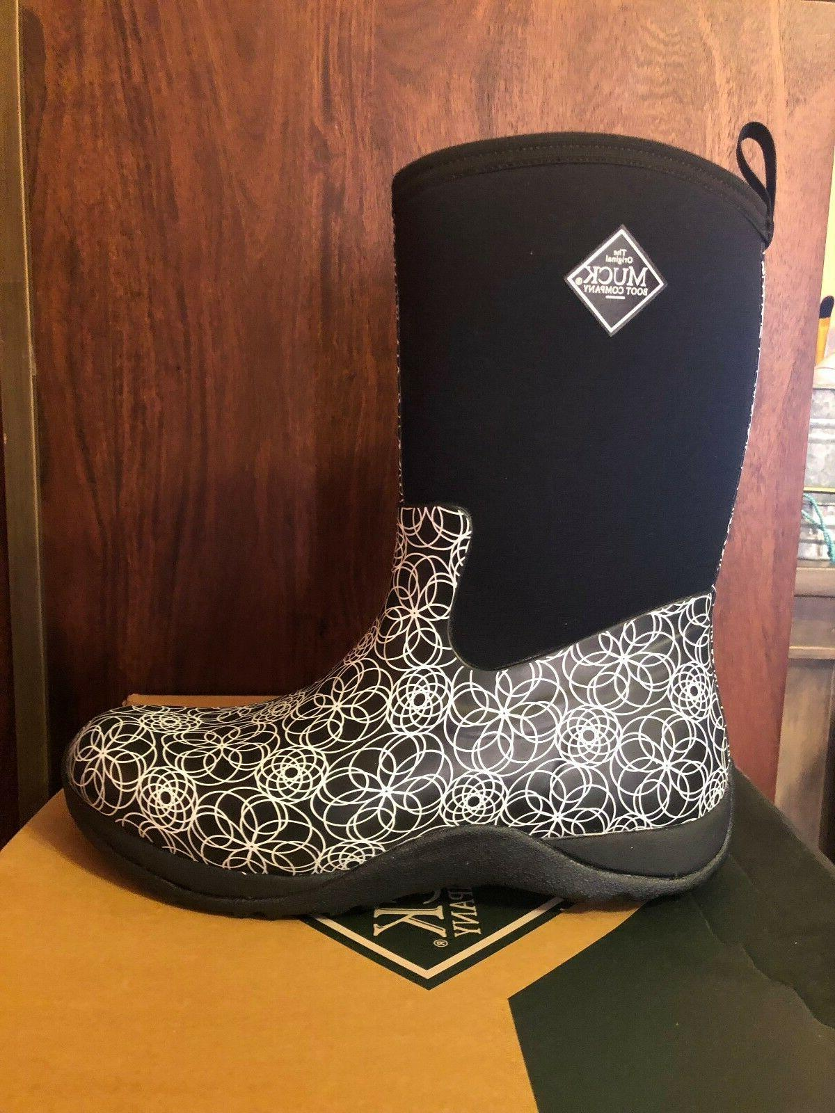 NEW Muck Boots Women's Arctic Weekend All Purpose Winter Boo
