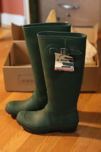 new women s jennifer rain boots size