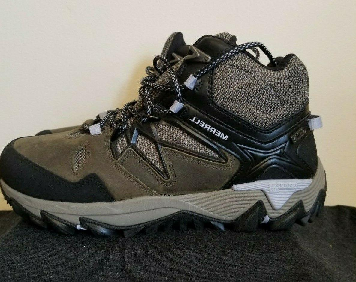 New Womens Merrell Out Mid WaterProof Hiking