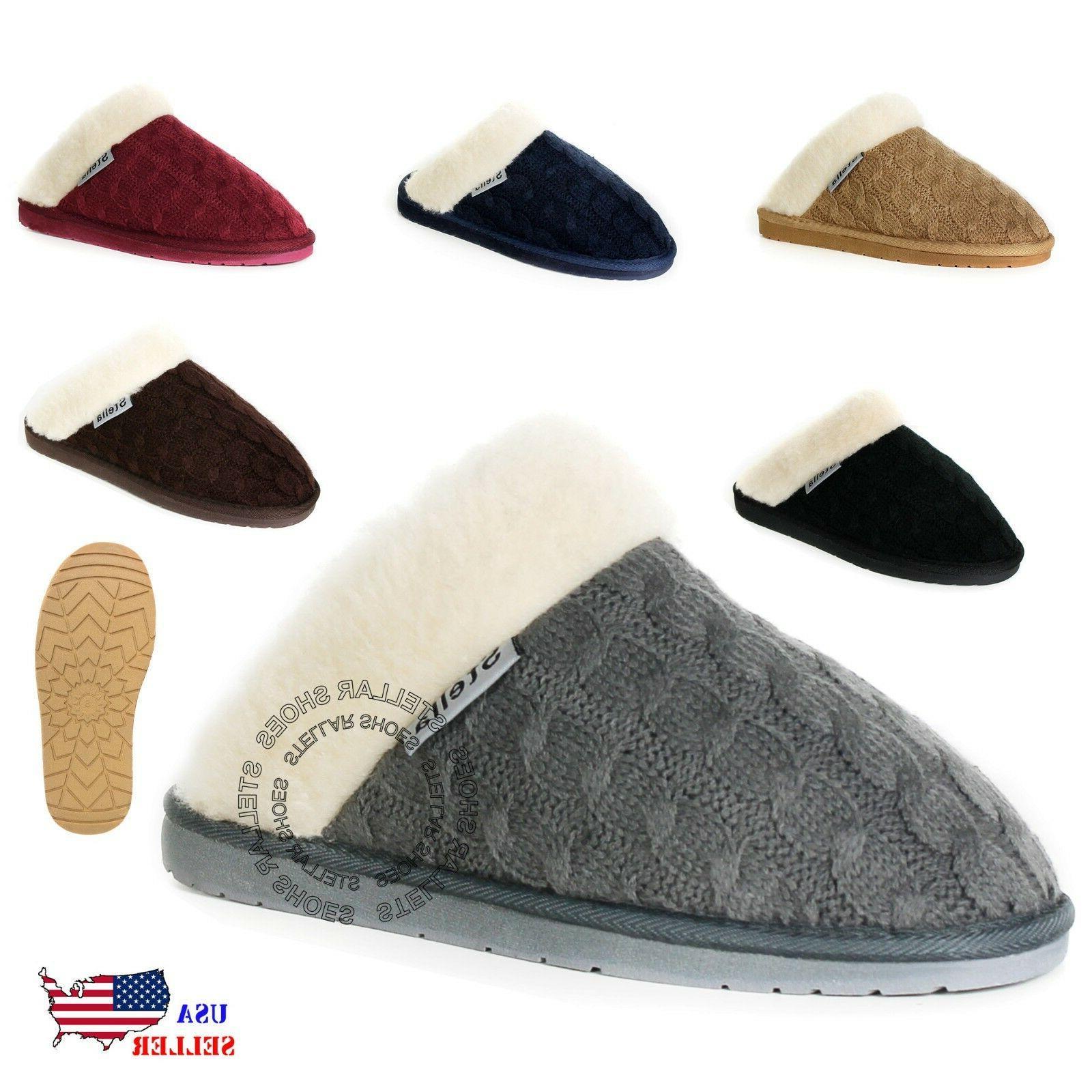 New Womens Button Fur Suede Calf Snow Winter Sheepskin Boots
