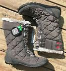 NEW Womens Columbia Minx Mid II Omni-Heat Waterproof Snow Bo