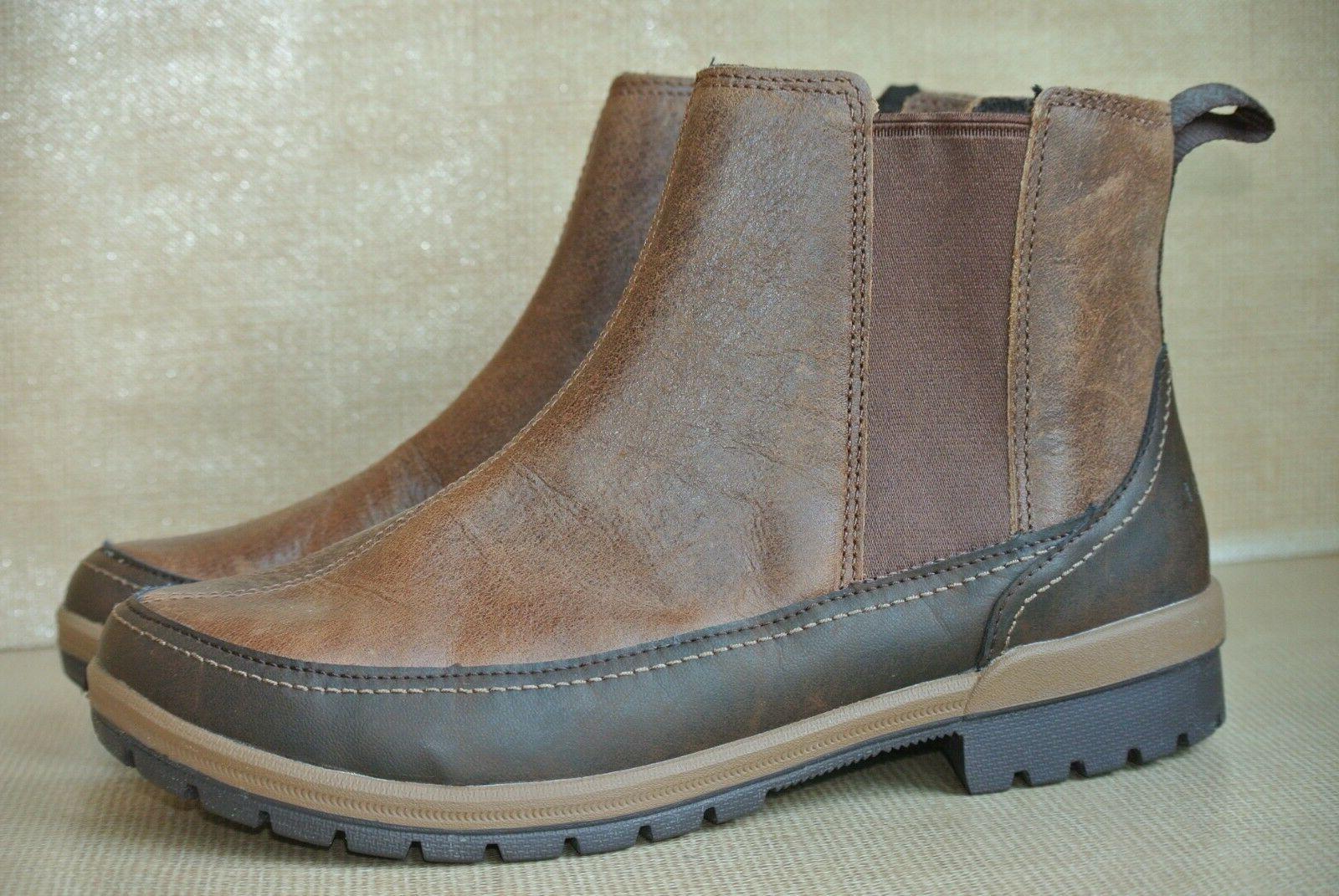 NEW Merrell Womens Sz 9.5 M Leather Winter