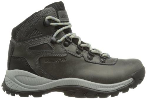 Columbia Women's Plus Boot, Quarry/Cool Wave, 9.5 M