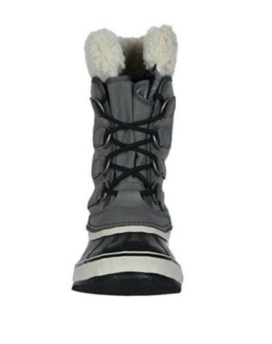 NIB Sorel Carnival Waterproof Snow Boot 8.5 Quarry Gray