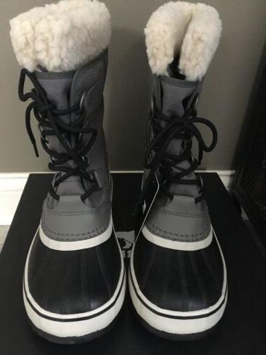 NIB Sorel Carnival Waterproof Snow Boot 8.5