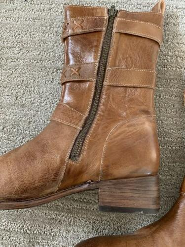 NWT Womens Bed Genuine Brown Boots Size